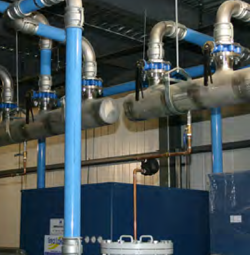 Transair piping system
