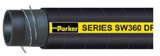 Parker SW360 Dragon Breath Hot Air Hose