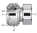 Parker AC hose/tube mender