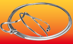 Non rusting D.O.T. approved automotive brake tubing