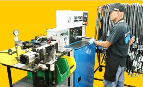 Hose Assembly Production & Hose and Fittings Etc   Parker hydraulics u0026 pneumatics in CA u0026 NV