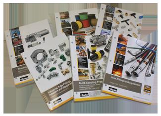 Free hydraulic & pneumatic catalogs