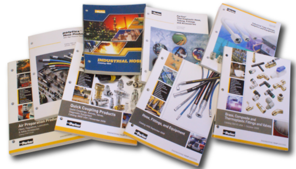 Free Hydraulic and Pneumatic Product Catalogs