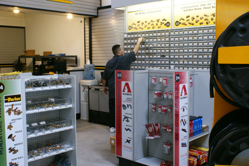 Picture of Hose & Fittings, Etc's ParkerStore in San Leandro, CA