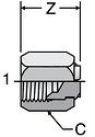 Parker FNTX - JIC Cap