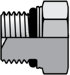 ISO 6149 Hex Head Plug