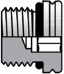 ISO 6149 Hollow Hex Head Plug