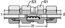Parker RHD - EO-2 Non-Return Valves