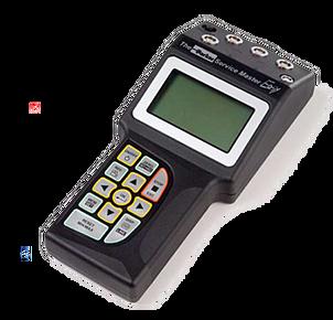 Parker Senso Control meter