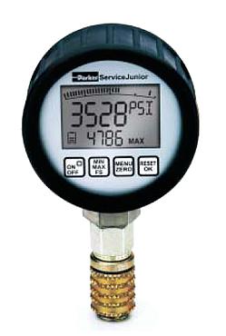 Parker ServiceJunior meter