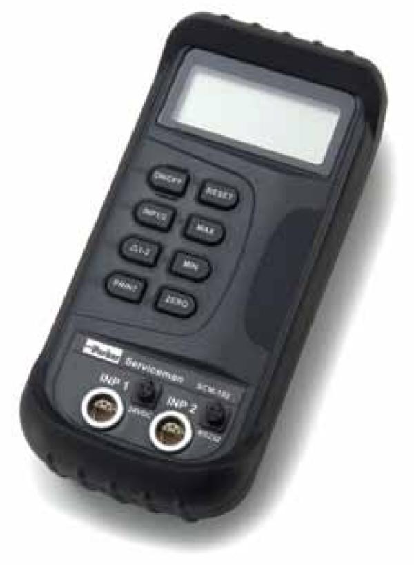 SensoControl Serviceman Digital Meter