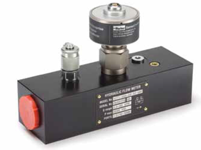 SensoControl Analog Flow Meter
