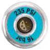 SensoControl Analog Pressure Transducer 235 PSI
