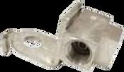 Brakequip - 3 Way Tee with Brackets