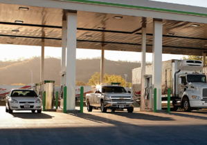 CNG Vehicle Fueling System Solutions Gas Station