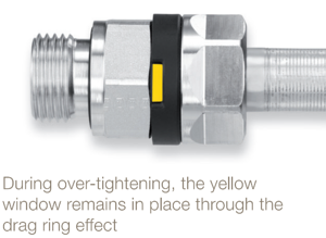 Parker EO-3 Flareless Fitting System Over Tightening