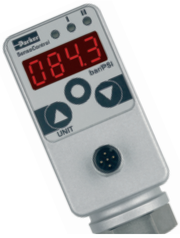 PARKER SCPSD-100-04-07 PRESSURE CONTROLLER SWITCH