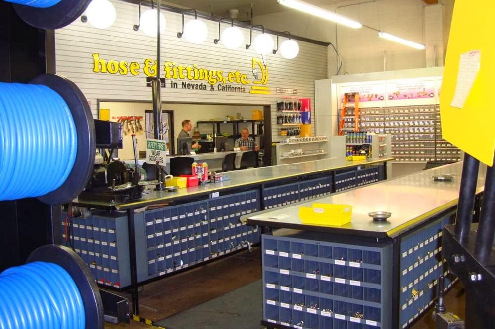 Parker Store - Sparks/Reno, NV | Hose & Fittings, Etc