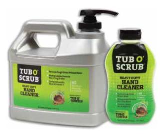 Tub O Scrub Hand Cleaners - Gasoila